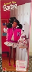 1991Toys R Us School Fun African-American back box