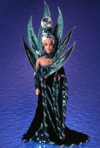 1992 Bob Mackie Neptune Fantasy™ Barbie® Doll flyer