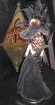 1993 Bob Mackie Masquerade Ball™ Barbie® Doll back
