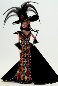 1993 Bob Mackie Masquerade Ball™ Barbie® Doll flyer
