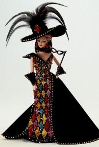 1993 Bob Mackie Masquerade Ball™ Barbie® Doll flyer