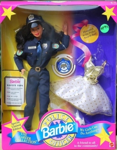 1993 Police Officer AA