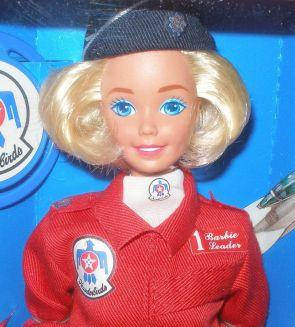 1994 Air Force Thunderbirds face