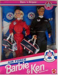 1994 Air Force Thunderbirds gift set