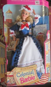 1994 American Stories Collection Colonial