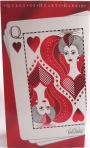 1994 Bob Mackie Queen of Hearts Barbie® Doll NRFB
