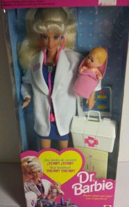 1994 Dr. with blonde baby