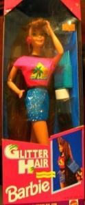 1994 Glitter Hair Brunette