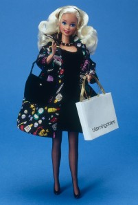 1994 Nicole Miller Savvy Shopper® Barbie® Doll