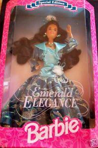 1994 Toys R Us Emerald Elegance AA