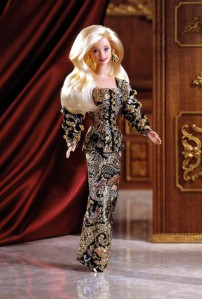 1995 Christian Dior Barbie® Doll