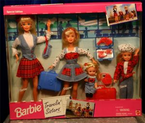 1995 Travelin' Sisters play set