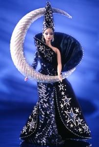 1996 Bob Mackie Moon Goddess® Barbie® Doll