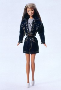 1996 Calvin Klein Barbie® Doll