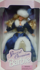 1996 Mercantile Special Occasion in blue and white