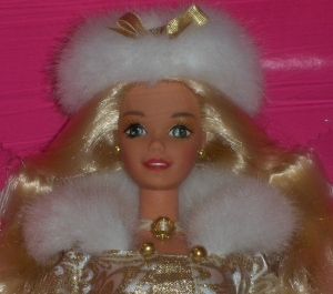 1996 Sam's Club Winter Fantasy 1996 face