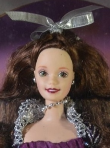 1996 Sam's Club Winter Fantasy face brunette