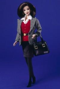 1997  Anne Klein Barbie®Doll