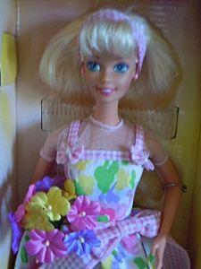 1997 Avon Spring Petals face