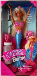 1997 Bubbling Mermaid