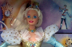 1997 Cinderella Face
