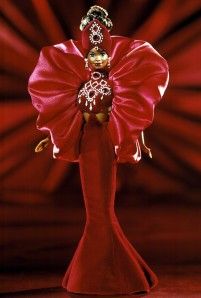 1997 Ruby Radiance™ Barbie® Doll