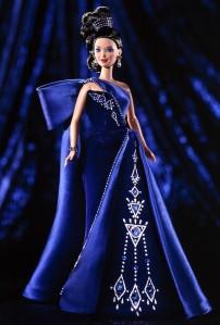 1997 Sapphire Splendor™ Barbie® Doll flyer
