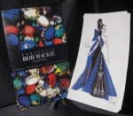 1997 Sapphire Splendor™ Barbie® Doll print and booklet
