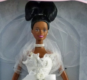 1997  Service Merchandise Dream Bride AA face