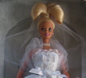 1997  Service Merchandise Dream Bride face