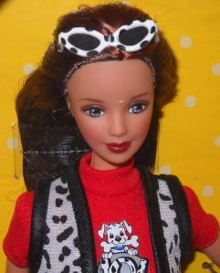 1997 Toys R Us 101 Dalmatians  face