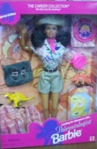1997 Toys R Us Paleontologist AA