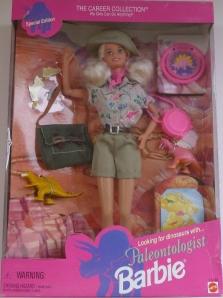 1997 Toys R Us Paleontologist