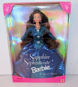 1997 Toys R Us Sapphire Sophisticate