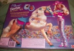 1997 Toys R Us Show Parade with Star Stampin' horse gift set back
