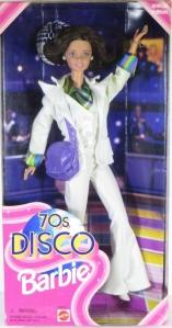 1998 70s Disco brunette