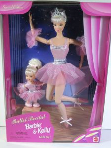 1998 Ballet Recital Barbie and Kelly
