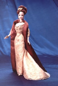 1998 Cafe Society® Barbie® Doll