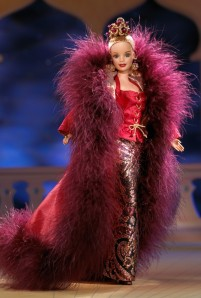 1998 Cinnabar Sensation™ Barbie® Doll