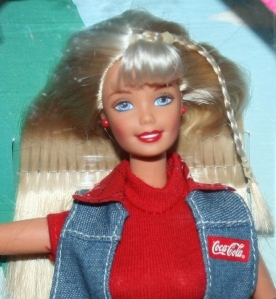 1998  Coca-Cola Picnic face