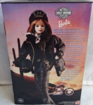 1998 Harley-Davidson® Barbie® Doll #2 BACK