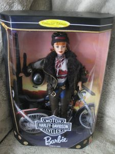 1998 Harley-Davidson® Barbie® Doll #2