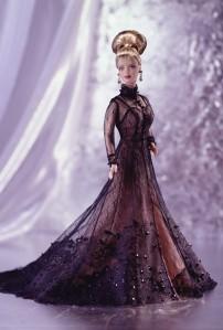 1998 Nolan Miller Sheer Illusion® Barbie® Doll