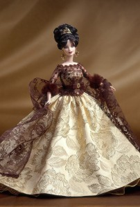 1998 Oscar de la Renta® Barbie® Doll