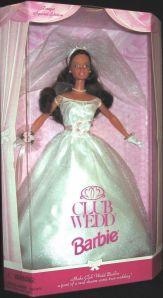 1998 Target Club Wedd brunette