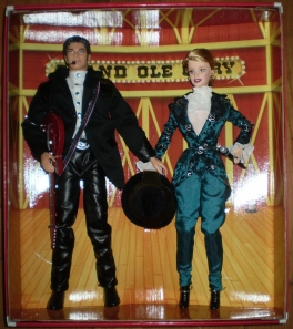 1999 Barbie and Kenny NRFB