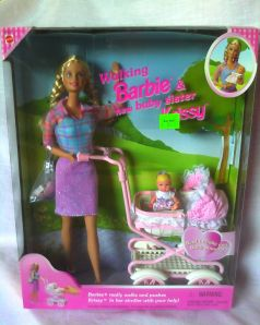 1999 Barbie and Krissy