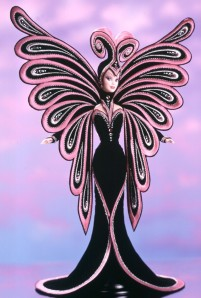 1999 Bob Mackie Le Papillon™ Barbie® Doll flyer