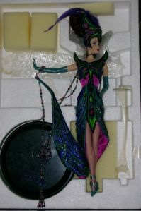 1999 Bob Mackie The Tango Barbie® Doll Inside