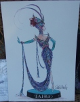 1999 Bob Mackie The Tango Barbie® Doll print